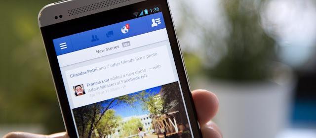 Feed de notícias do Facebook muda mais uma vez