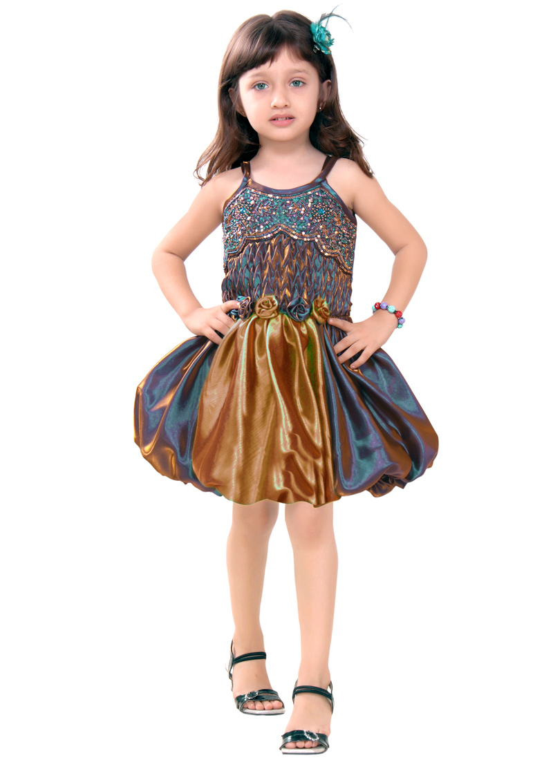 Kids party wear dress kids dress girls dress fashion kids dress