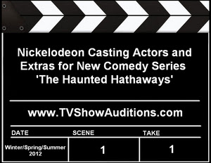 Nickelodeon Casting The Haunted Hathaways
