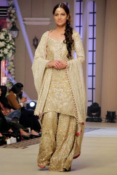Faraz Manan Bridal Wear Collection 2015
