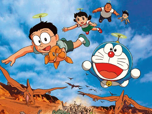 download gambar doraemon