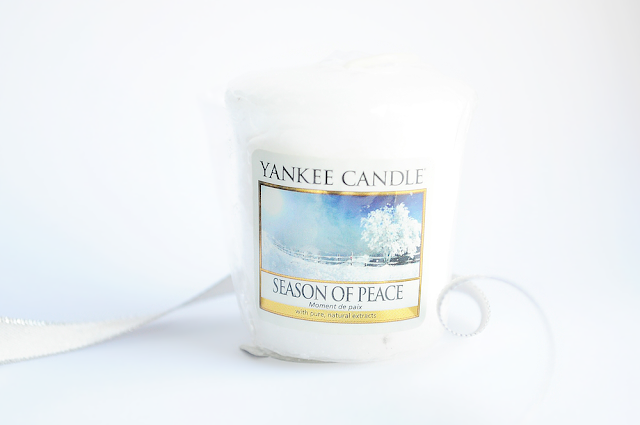 yankee candle season of peace