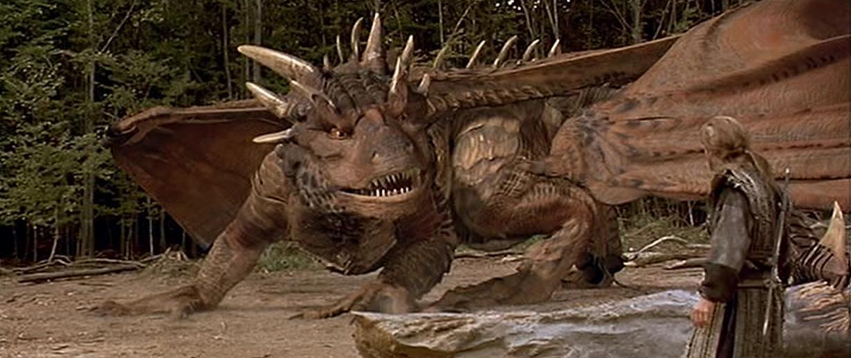 Fantasy flix dragonheart 1996