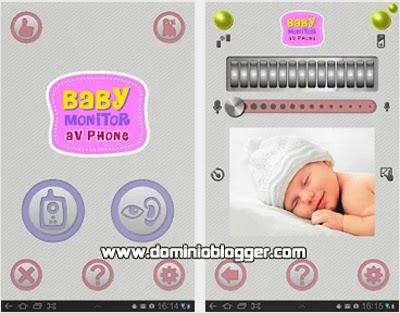 Cuida tu bebe con Baby Monitor