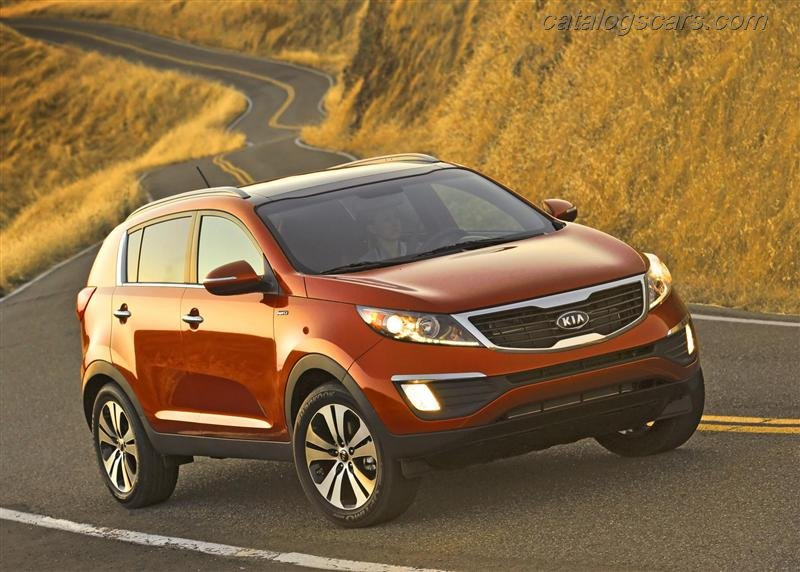 ����� ������� 2013 ���� ������ ����� ������� 2013 Sportage Photos