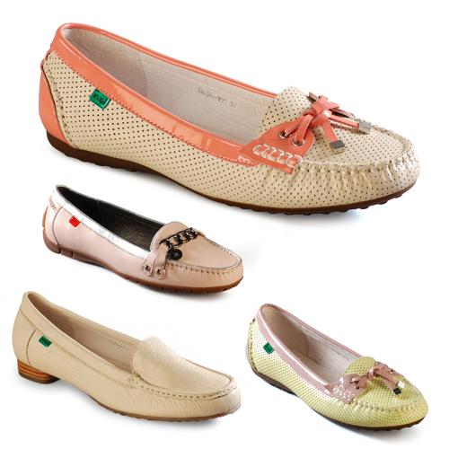 Sepatu Kickers - Model wanita