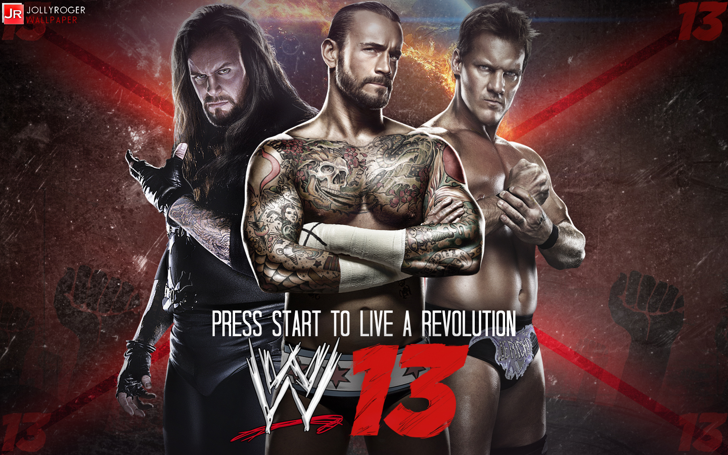 Free Download Game WWE 13 Full Version ~ The World Download