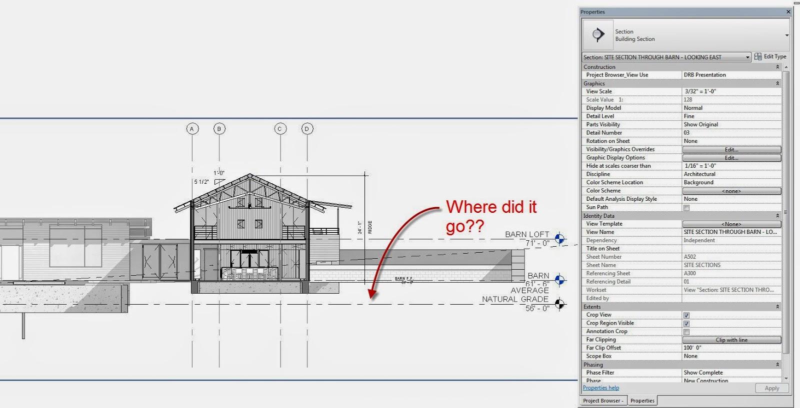 Revit Building Elevation : Phil osophy in bim solving the mystery revit linked