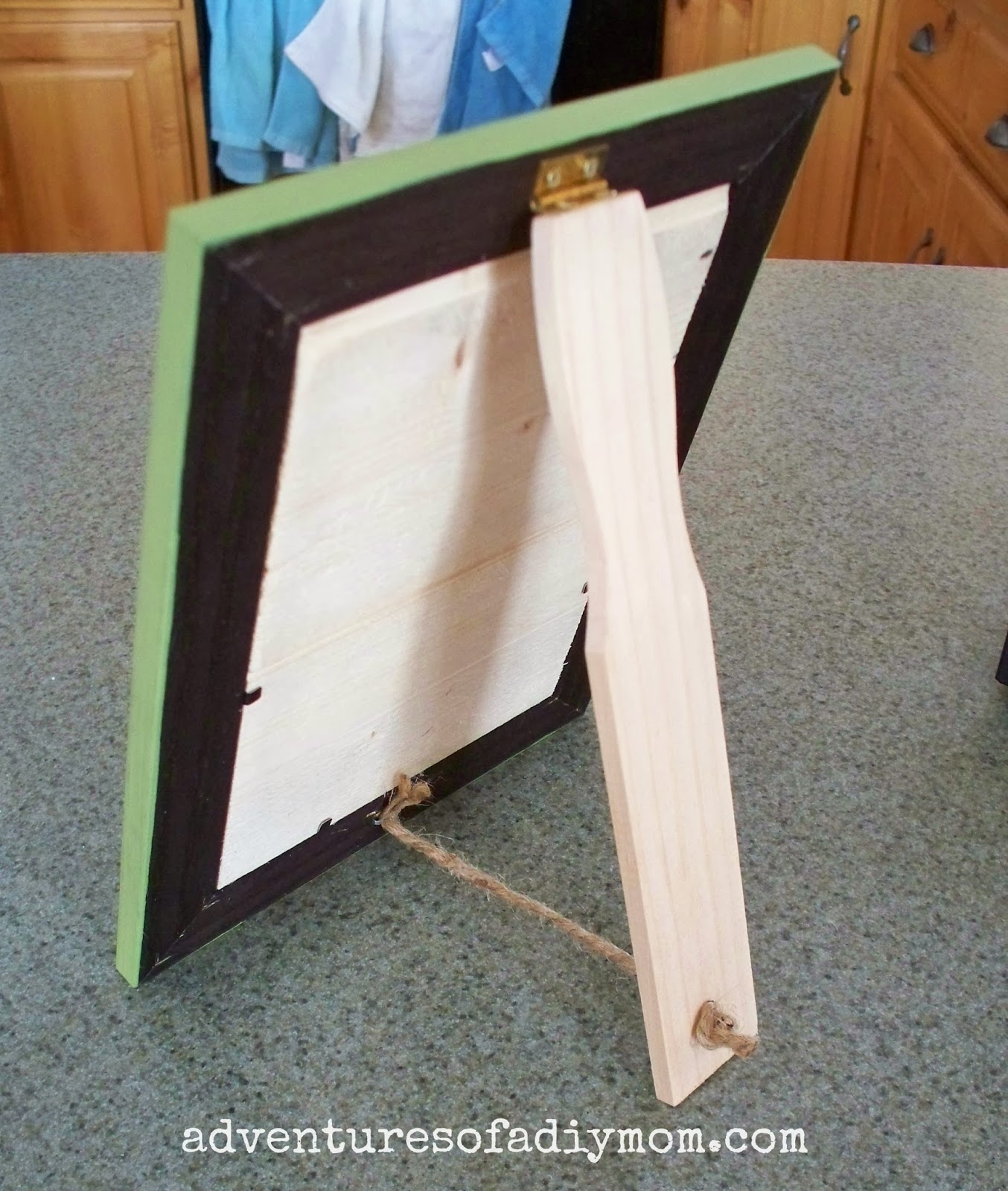 Glasses Frame Repair Diy : How to Make a Beadboard Picture Frame - Adventures of a ...