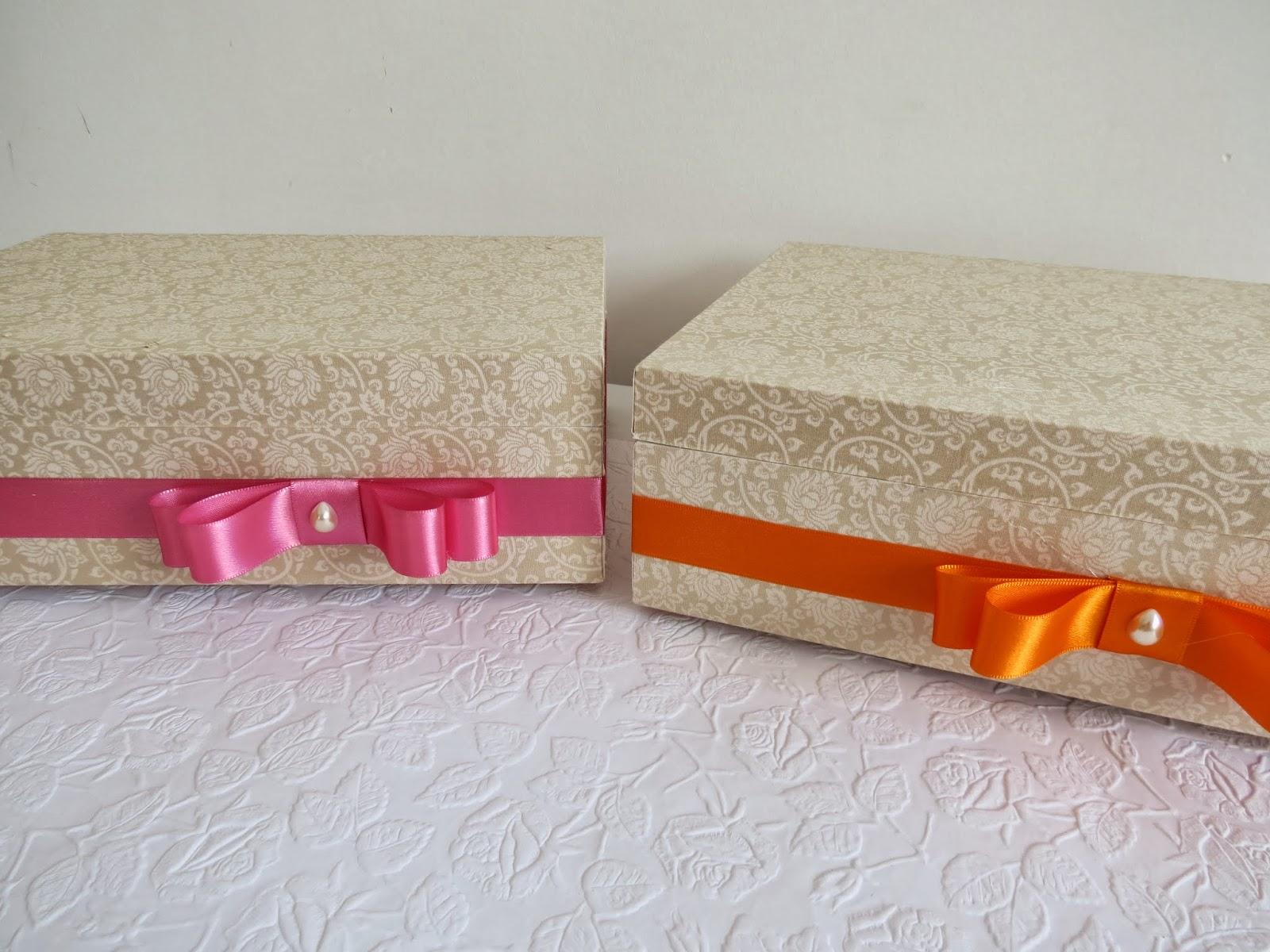Caixas para Casamento