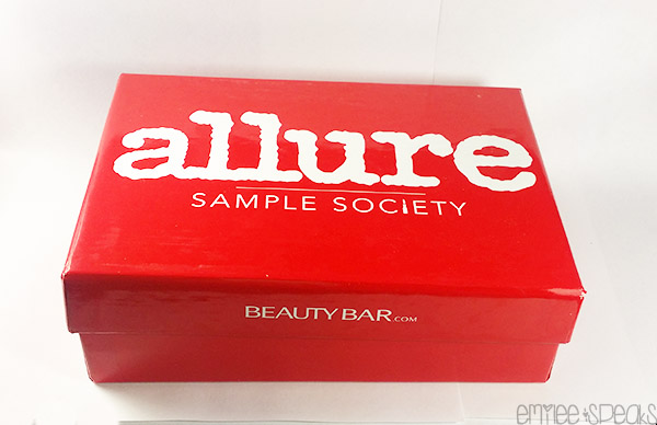 sample society unboxing