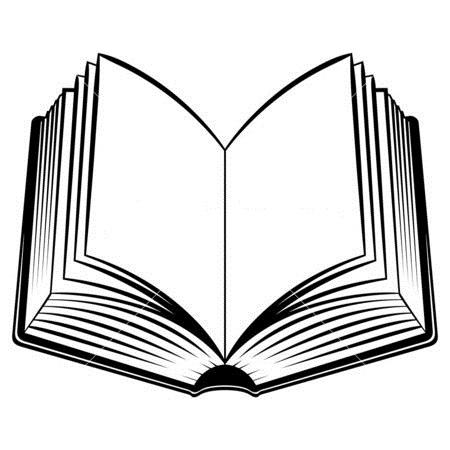 Dibujos de libros abiertos - Imagenes de librerias ...