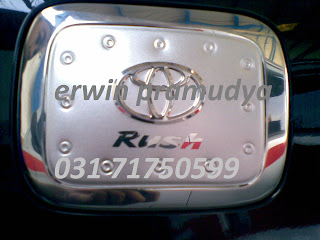 Toyota Rush Tank Cover