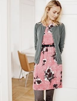 Boden Jodie Dress What Lou Wore 365
