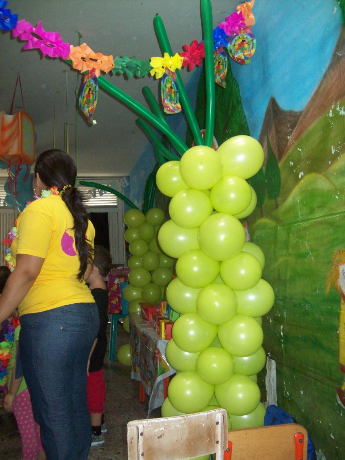 fiestas hawaianas fiestas infantiles fiestas tematicas letreros de