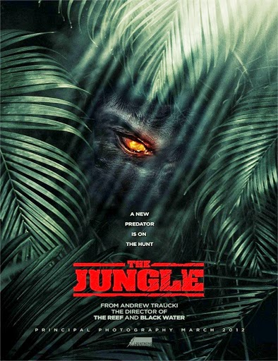 Filme Poster The Jungle DVDRip XviD & RMVB Legendado