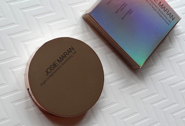 Josie Maran Argan Enlightenment Illuminizing Veil Review, Photos, Swatches