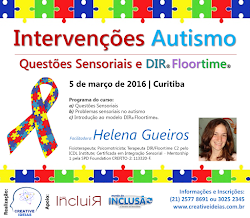 Curso Intervenções Autismo - Questôes Sensoriais e DIR® Floortime®