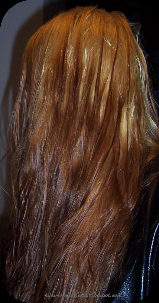 Haare dunkelbraun aufhellen gefärbte Dunkelbraun gefärbte