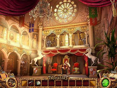 The Sleeping Palace