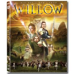 Willow 25 aniversario en Blu-ray