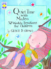 Quiet Time with Mateo