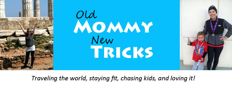 Old Mommy, New Tricks