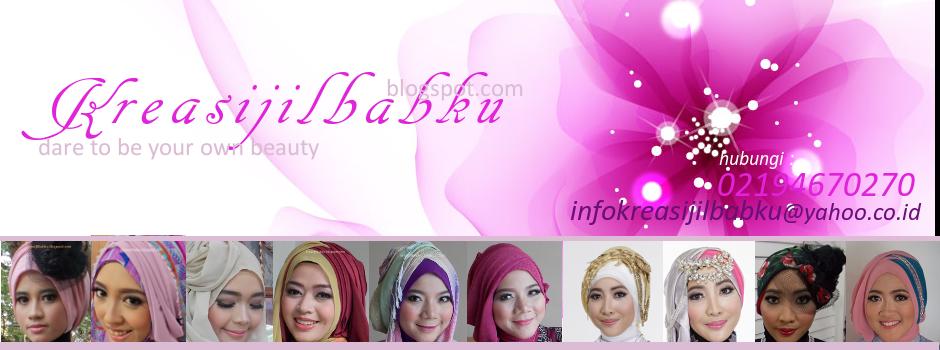 Make up Natural dan Hijab Stylist Jilbab Cantik Muslimah,Make up Artist Bekasi