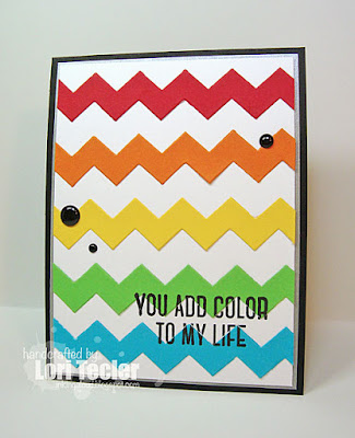 You Add Color to My Life card-designed by Lori Tecler/Inking Aloud-stamps and dies fromMy Favorite Things