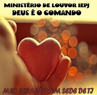 Ministério de Louvor Deus é o Comando