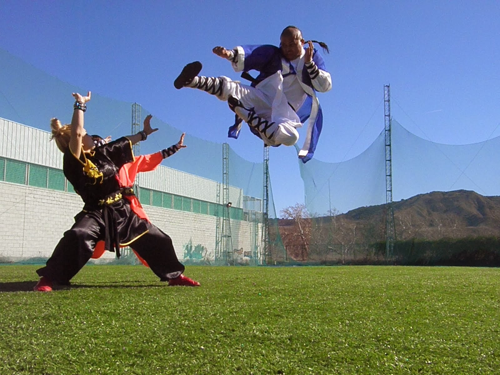 CURSO 五形拳 Wu Xing Quan the 5 animals Shaolin