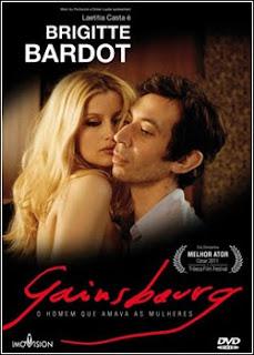 Gainsbourg – O Homem que Amava as Mulheres   DVDRip AVI Dual Áudio + RMVB Dublado