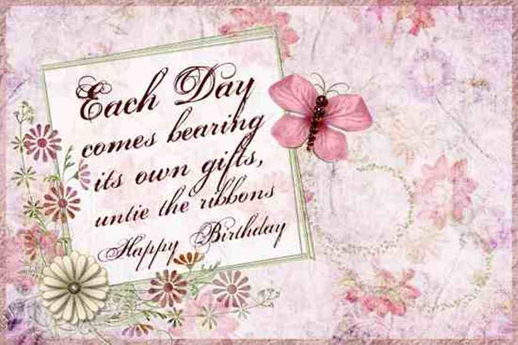 30 Best Happy Birthday Wishes – Greeting Words for Birthday Wishes