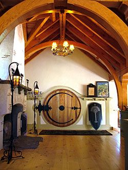 art sci lord of the rings inspires real hobbit houses. Black Bedroom Furniture Sets. Home Design Ideas