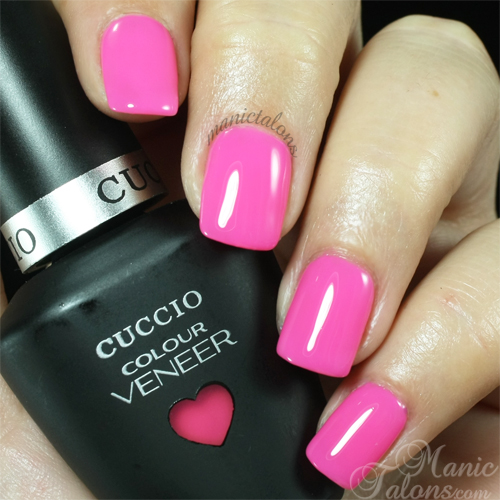 Cuccio Sweet Treat Swatch