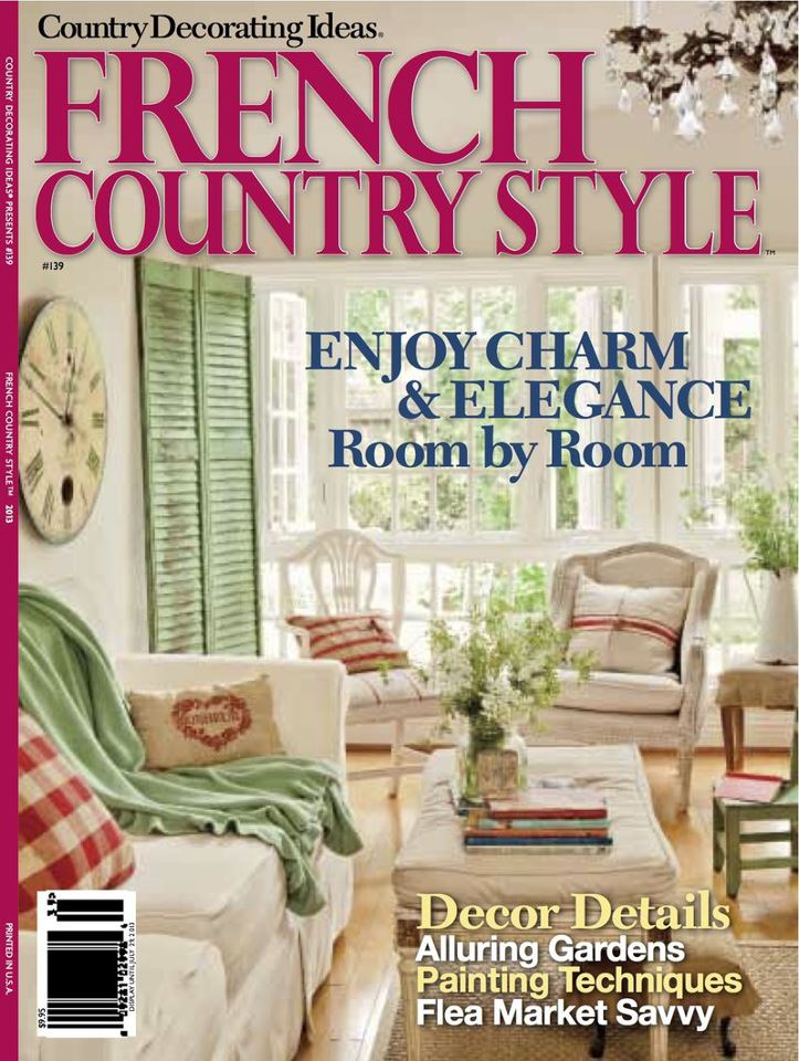Robin King Designs French Country Style