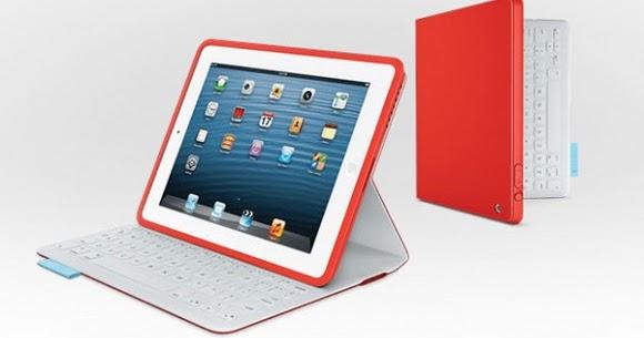 【Logitech】iPad専用カバー兼用キーボード