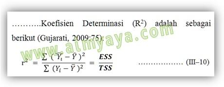 Gambar: Cara membuat Rumus matematika kompleks menggunakan tabel Microsoft Word