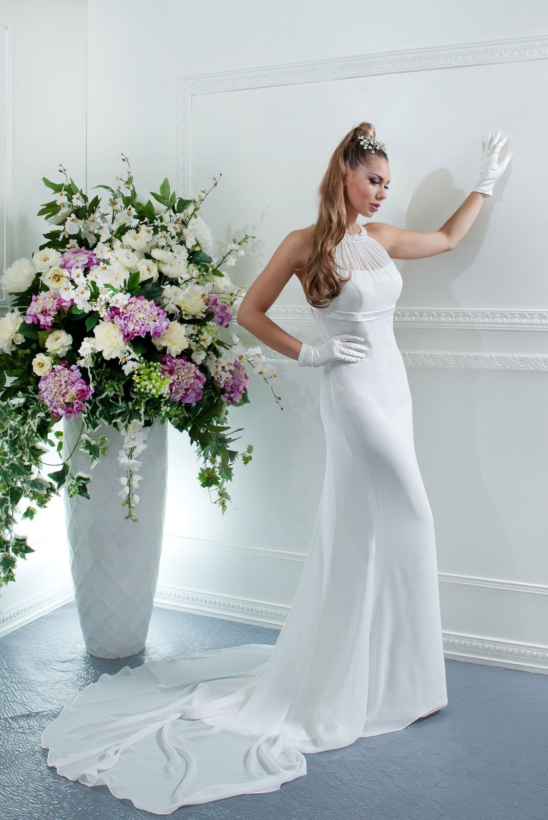 Atelier Mimmagiò 2014 Spring Bridal Collection