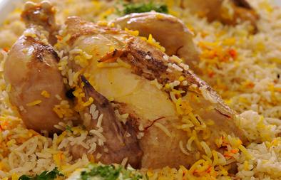 Chicken majboos recipe arabic food recipes forumfinder Choice Image