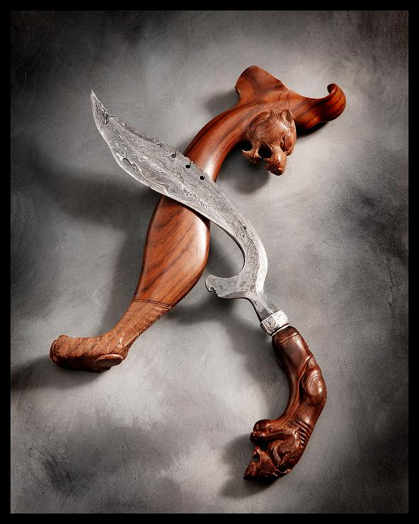 Kujang senjata tradisional sunda