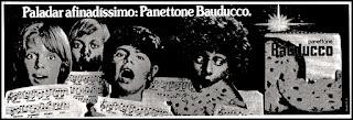 propaganda panettone Bauducco anos 70; os anos 70; propaganda na década de 70; Brazil in the 70s, história anos 70; Oswaldo Hernandez;