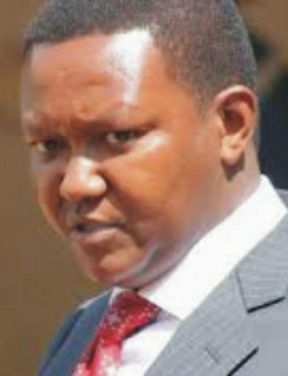 You Missed This: Alfred Mutua Steps On Dangerous Ukambani ...