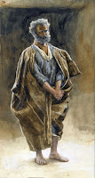 Saint Peter the Apostle by James Tissot