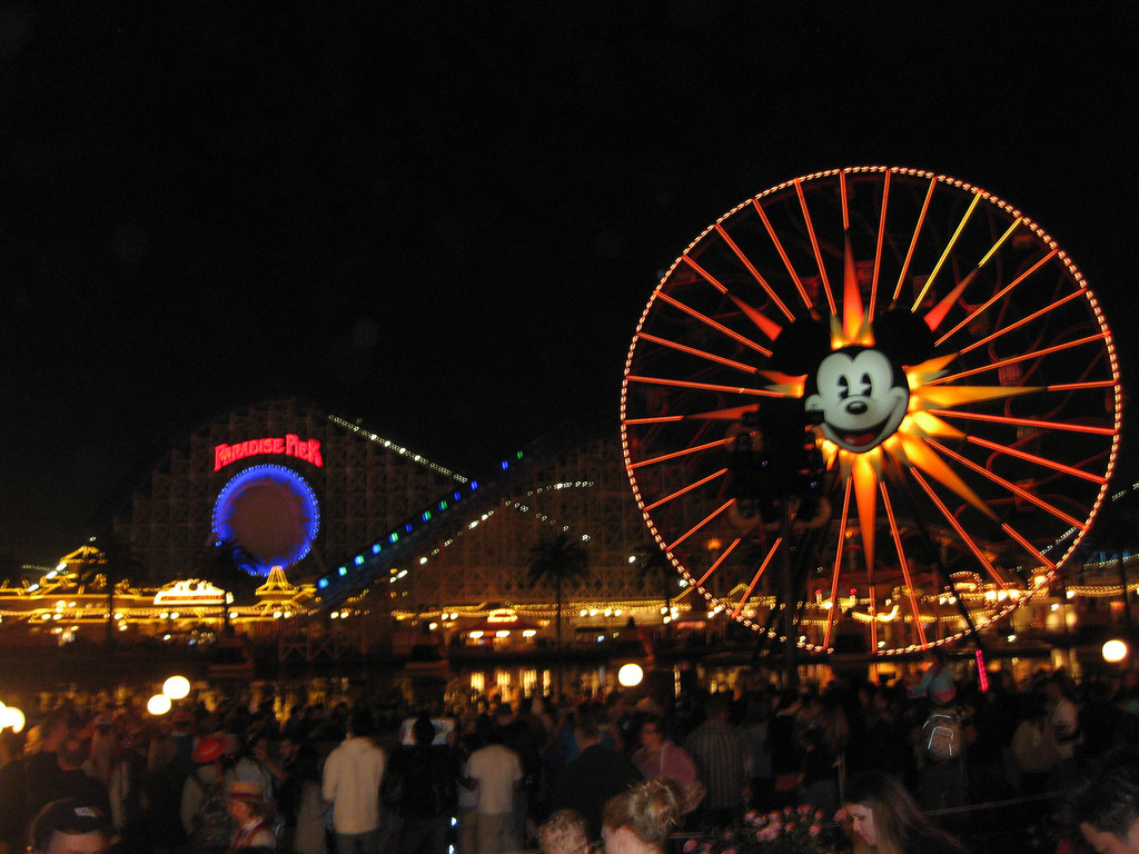 World Of Color Celebrate Disney Instrumental Montage Song YouTube