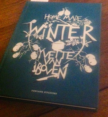 Home made winter van Yvette van Bove