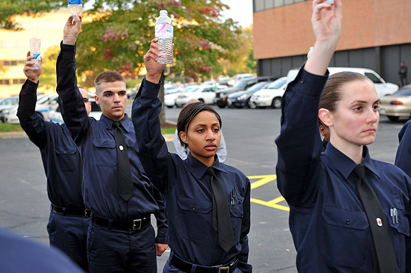 Pgpd News Pgpd Welcomes Session 120 For First Day At