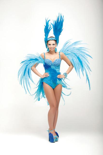 Srta. Colombia 2011-2012. Desfile en traje artesanal Huila: Daniela Villaveces Díaz