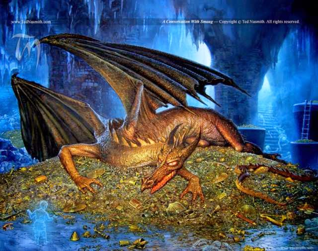 Una conversación con el Dragón Smaug
