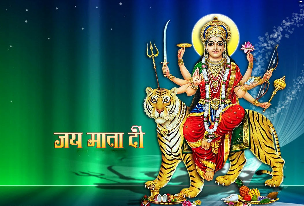 Navratri Nine Days Nine Different Durga Mata Avtar Image, Photos, Wallpaper